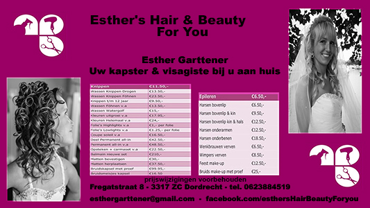 Esther's Hair & Beauty For You